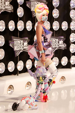Nicki Minaj - MTV VMAs 2011