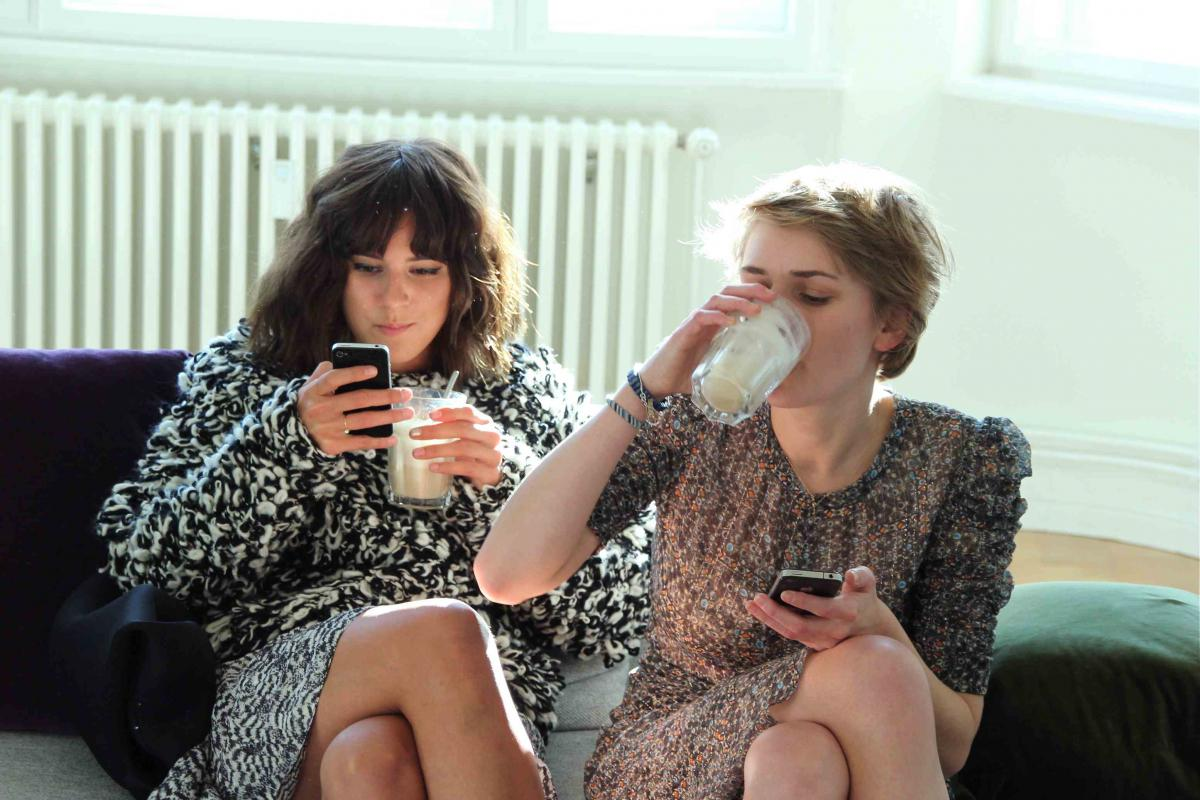Behind the Scenes: Shooting mit der Isabel Marant pour H&M ...