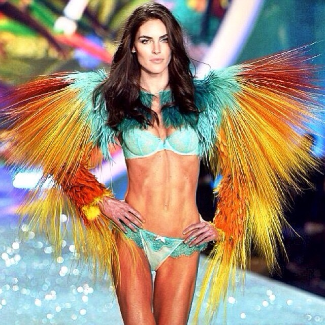 hilary rhoda victoria's secret - 640×640