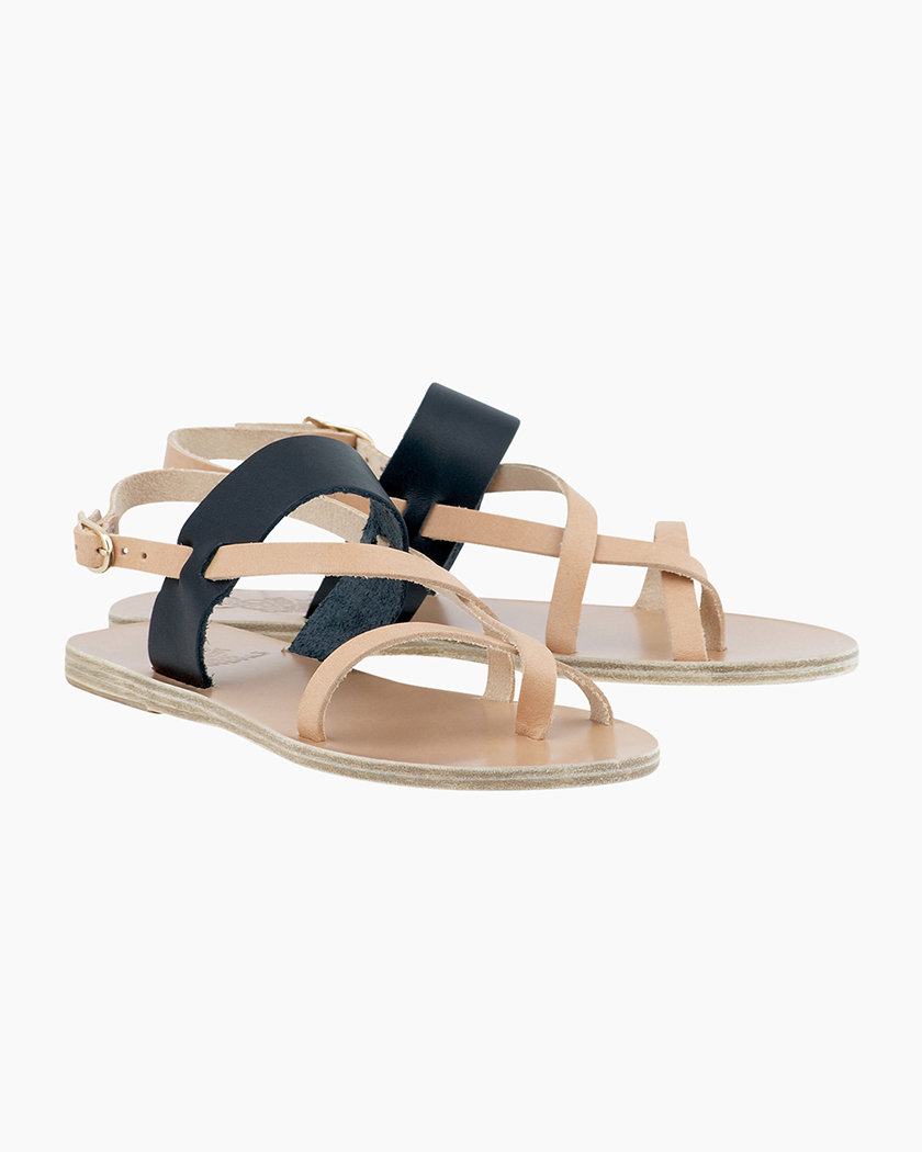 ANCIENT GREEK SANDALS Alethea Sandal Natural/Black für 145,00 €