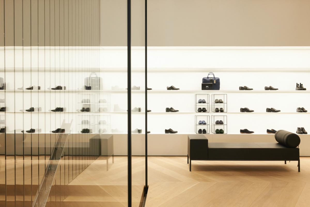 therandomnoise.com_Dior Boutique Duesseldorf_dior homme_2