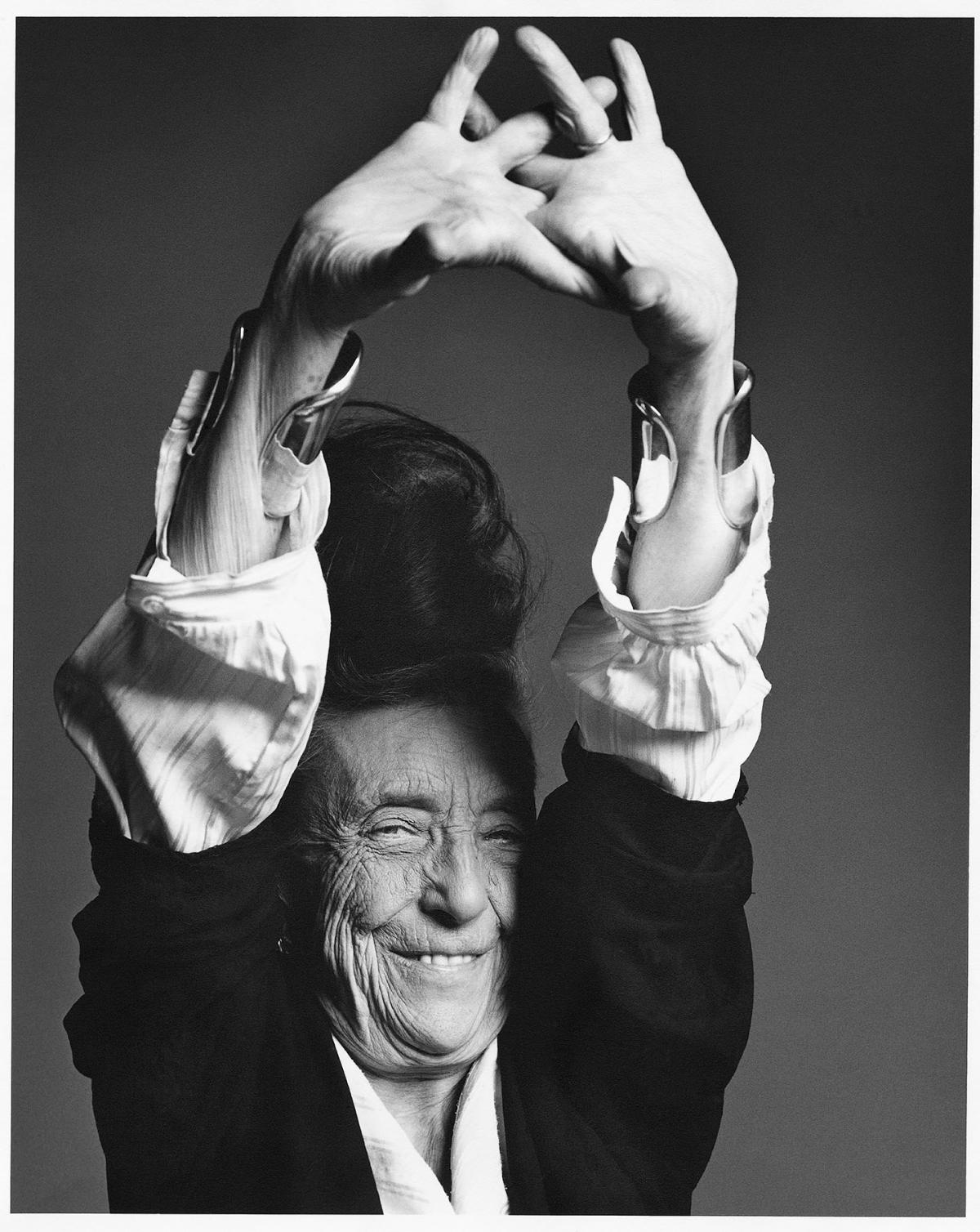 2_Marc Hom_Louise Bourgeois_New York City_1996_copyright and courtesy Marc Hom